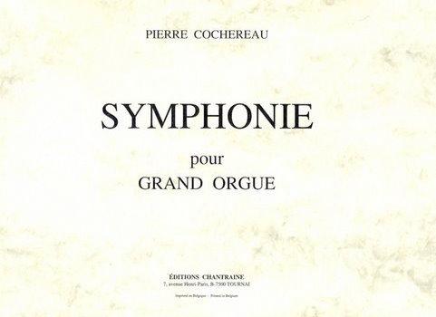Symphonie: pour orgue
