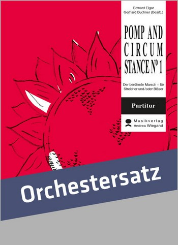 Pomp and Circumstance no.1: für flexibles Ensemble