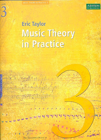 Taylor, Eric - Music Theory  in Practice Grade 3