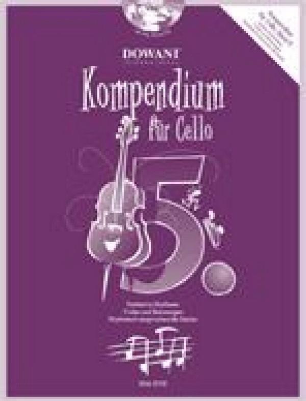 - Kompendium Band 5 (+2CD's) :