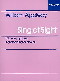 Sing at Sight: 160 easy graded sight-reading exercises