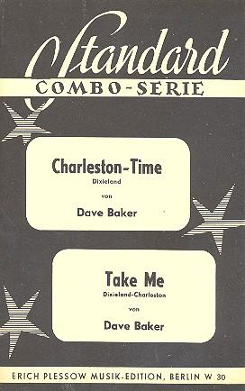 Charleston-Time und Take me: für Combo