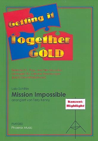 Mission Impossible: für variable Besetzung (leicht bis mittelschwer)