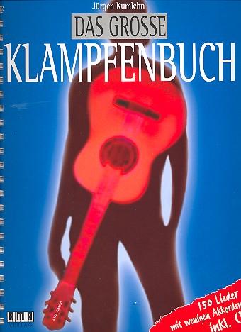 - Das grosse Klampfenbuch (+CD) :