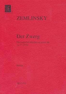 Der Zwerg opus.17: Studienpartitur