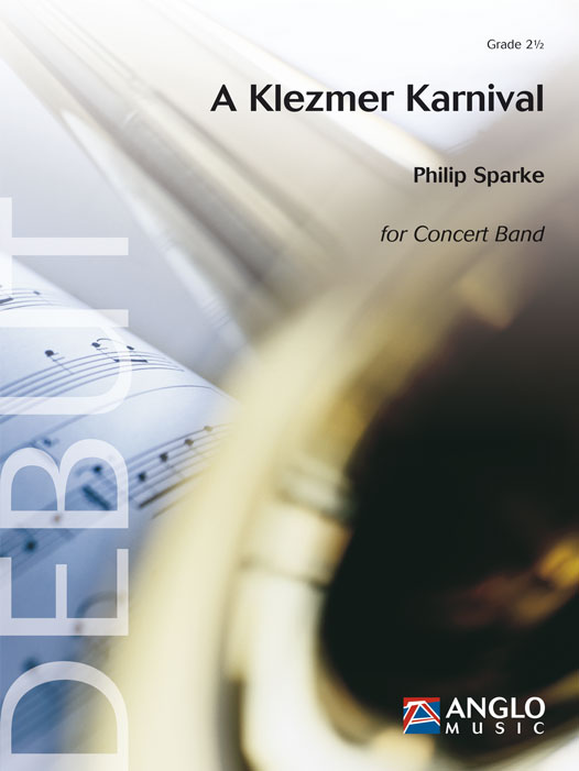 A Klezmer Carnival: for harmonie band score and parts