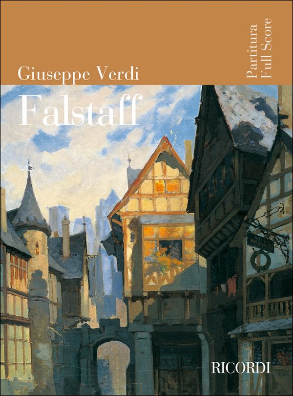 Falstaff: Partitur (it)