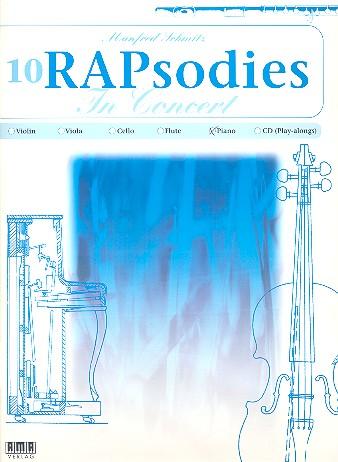 10 RAPsodies in Concert: Klavierbegleitung