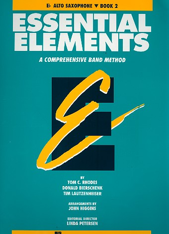 Essential Elements vol.2: for concert band