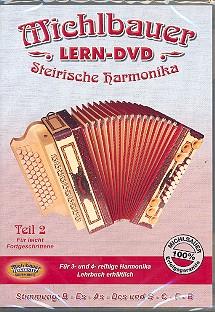 Michlbauer, Florian - Steirische Handharmonika Band 2 :