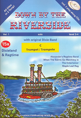 Down by the Riverside vol.1 (+2 CD\
