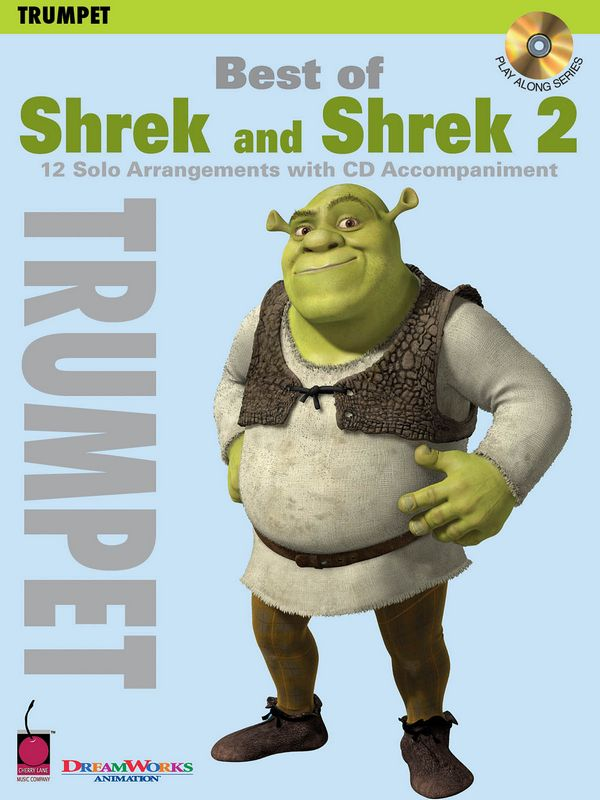 Best of Shrek and Shrek 2 (+CD): for trumpet