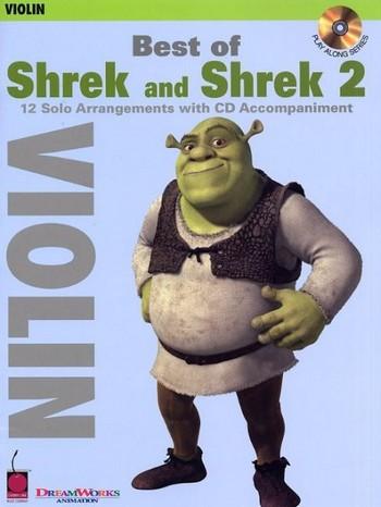 Best of Shrek and Shrek 2 (+CD): for violin