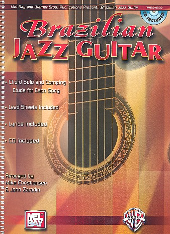 Brazilian Jazz Guitar (+Online Audio)