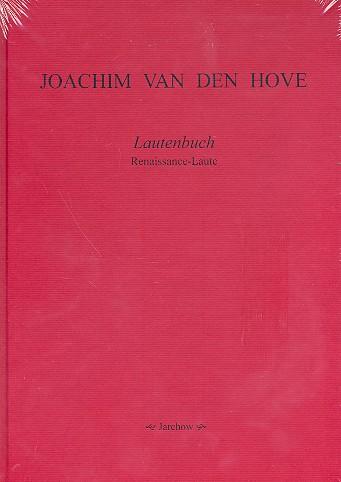 Lautenbuch: für Renaissance- Laute (Faksimile)
