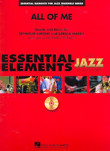 All of me: for jazz ensemble