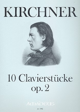 10 Clavierstücke opus.2