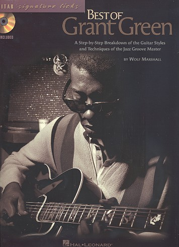 Best of Grant Green (+CD): Songbook guitar/tab