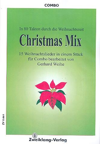 Christmas Mix (+Midifiles): für Combo Partitur und Stimmen