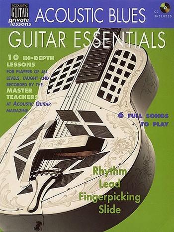 Acoustic Blues Guitar Essentials (+CD)