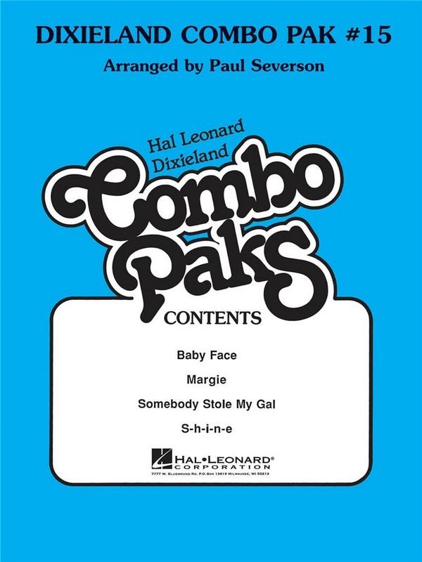 Dixiland Combo Pack vol.15 (+MC): for combo