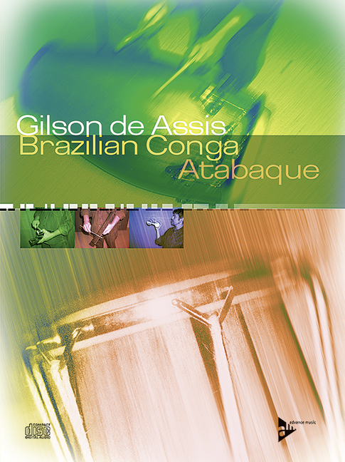 Brazilian Conga Atabaque: Traditional and modern rhythms from Brazil