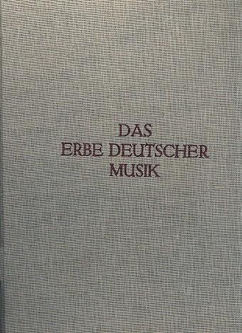 Altbachisches Archiv Band 1: Motetten und Chorlieder