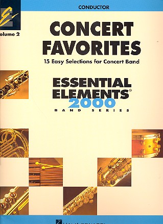Concert Favorites vol.2: for concert band conductor score