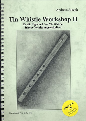 Tin Whistle Workshop Band 2 (+CD)