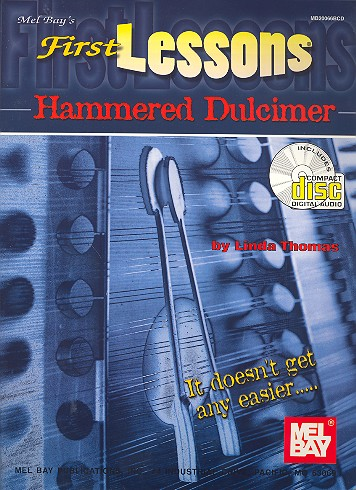 First Lessons Hammered Dulcimer (+Online Audio Access):
