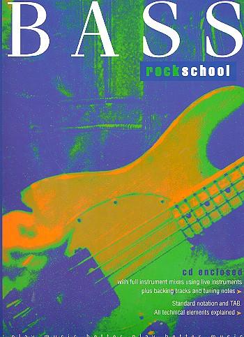 Bass Rock School (+CD): Grade 6