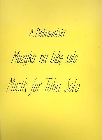 Musik für Tuba solo