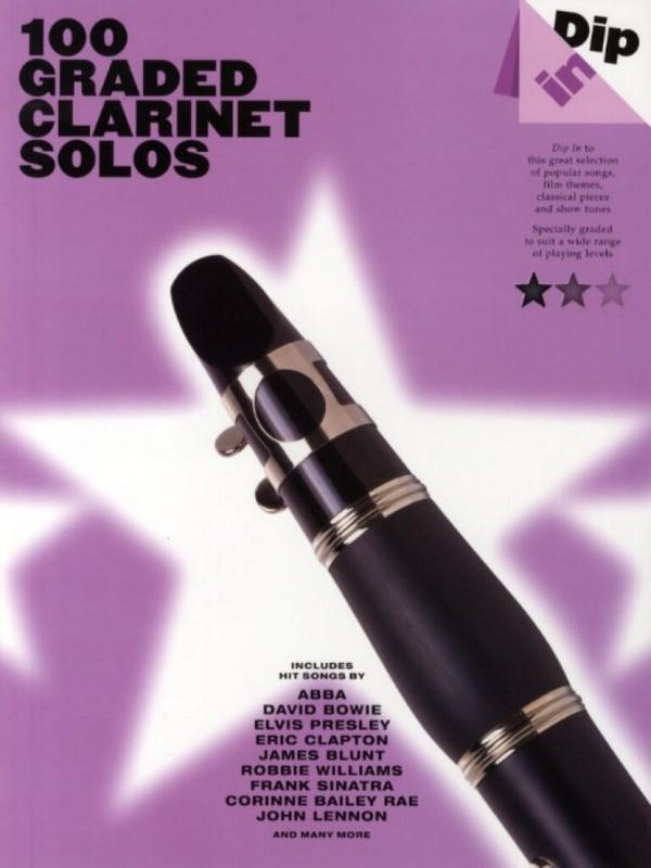 100 Graded Clarinet Solos