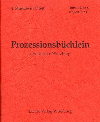 - Prozessionsbüchlein der Diözese Würzburg