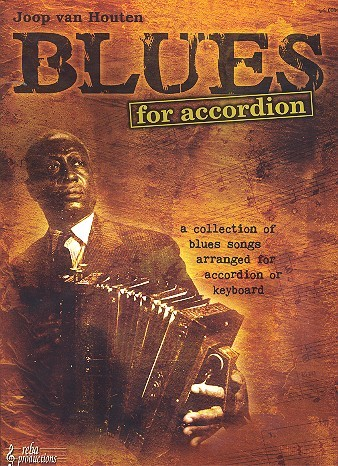 Houten, Joop van - Blues : for accordion