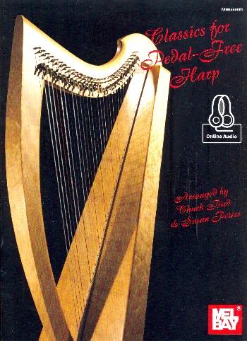 Classics for pedal-Free Harp (+Online Audio)