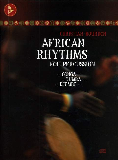 African Rhythms (+CD): for percussion