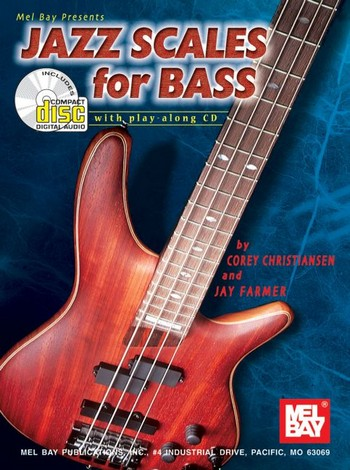 Jazz Scales (+CD): for bass guitar