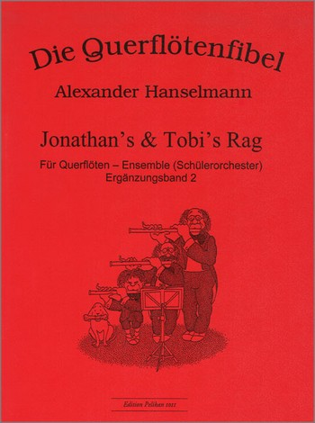 Die Querflötenfibel Ergänzungsband 2: Jonathan\