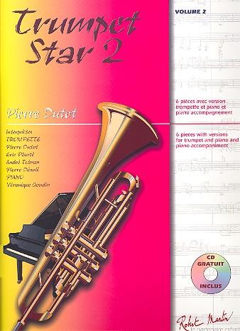 - Trumpet Star vol.2 (+CD) :