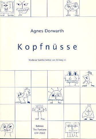 Dorwarth, Agnes - Kopfnüsse : für Blockflötenköpfe