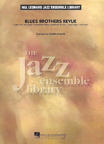 Blues Brothers Revue: for Jazz Ensemble