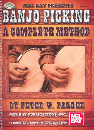Banjo Picking (+CD): complete Method