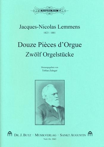 12 Orgelstücke