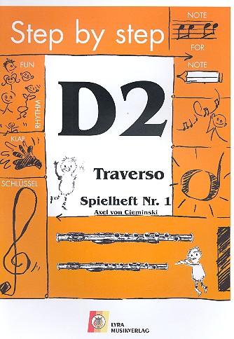 - Traverso D2 Spielheft Nr.1 :