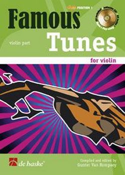 - Famous Tunes (+CD) : für Violine