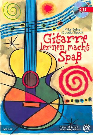Gitarre lernen macht Spaß (+CD)