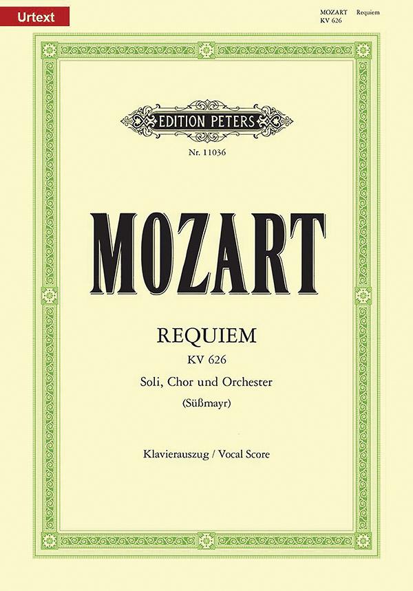 Mozart, Wolfgang Amadeus - Requiem KV626 :