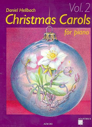 - Christmas Carols vol.2 : for piano