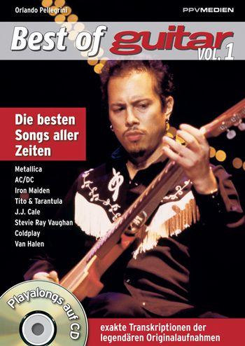 - Best of Guitar vol.1 (+CD) : for guitar/tab